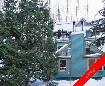 Whistler Creek Townhouse for sale: 1 bedroom 412 sq.ft.